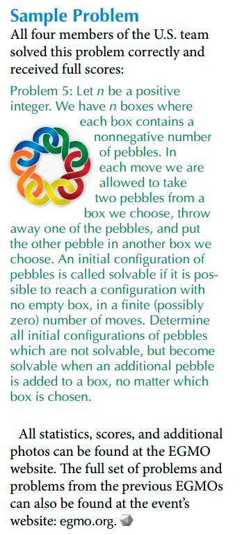 Let <em>n</em> be a positive integer. We have <em>n</em> boxes where each box contains a nonnegative number of pebbles. In each move we are allowed to take two pebbles from a box we choose, throw away one of the pebbles, and put the other pebble in another box we choose. An initial configuration of pebbles is called solvable if it is possible to reach a configuration with no empty box, in a finite (possibly zero) number of moves. Determine all initial configurations of pebbles which are not solvable, but become solvable when an additional pebble is added to a box, no matter which box is chosen.